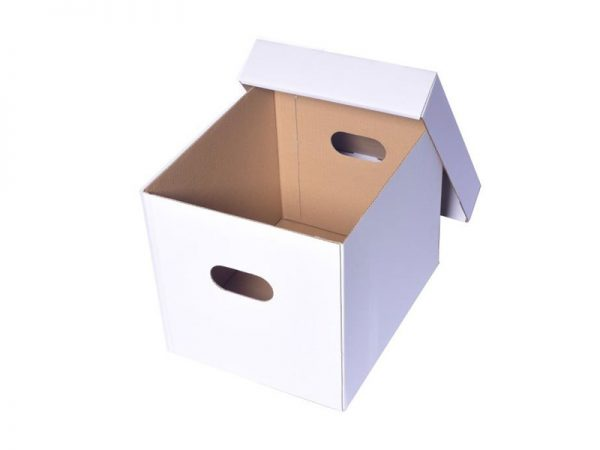 Archive Storage Boxes will keep your documentation safe.