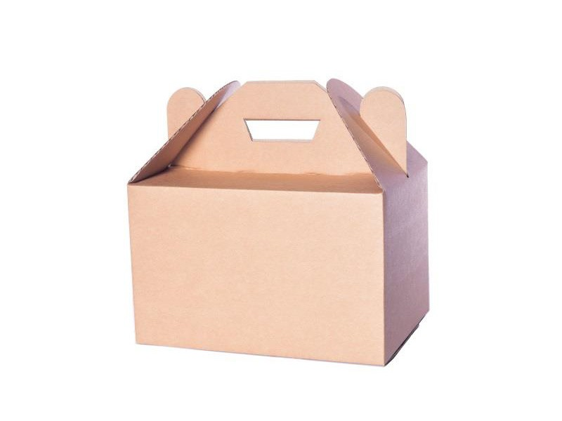 Picnic box and lunchbox