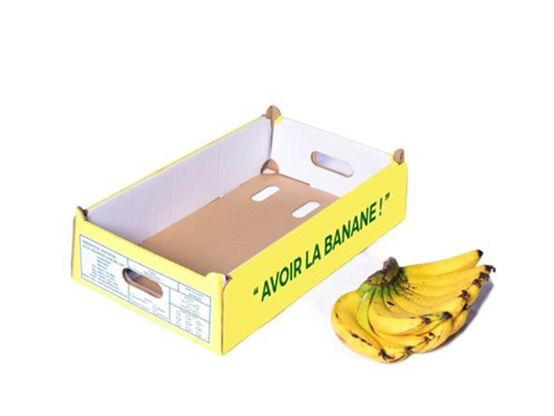 Printed carton boxes for fruits and vegetables
