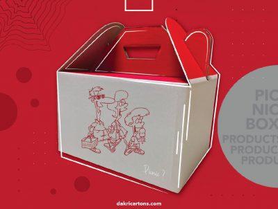 Picnic box - Dakri Cartons